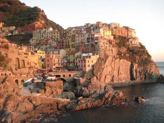 The wonderful Italian town