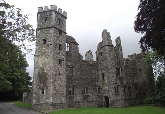 Dun-na-Sead-castel