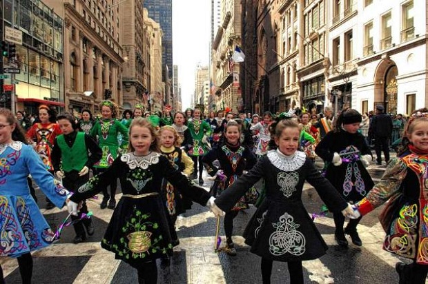 nyc st patty's day