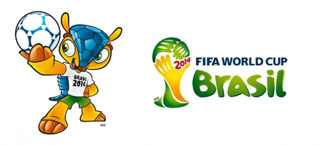 2014 world cup mascot